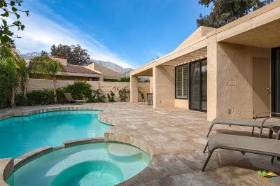 Palm Springs Condo/Townhouse Active Under Contract: 2882 Sundance Circle