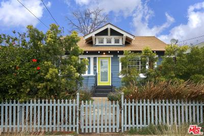 Los Angeles Single Family Home For Sale: 1457 West 35th Street