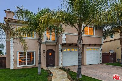 Tarzana Single Family Home Active Under Contract: 18913 Adolfo Avenue