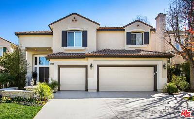 Simi Valley Single Family Home Active Under Contract: 516 Winncastle Street