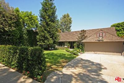 Los Angeles County Single Family Home Active Under Contract: 484 Dalehurst Avenue