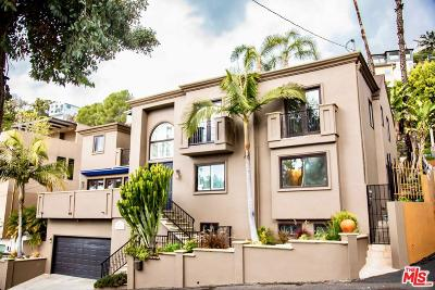 Los Angeles County Single Family Home For Sale: 8721 Sunset Plaza Terrace