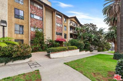 West Hollywood Condo/Townhouse Active Under Contract: 1735 North Fuller Avenue #421