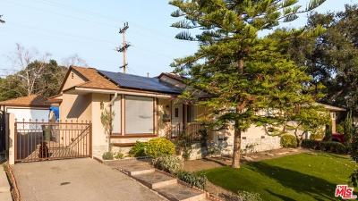 Glendale Single Family Home For Sale: 3159 Hermosa Avenue