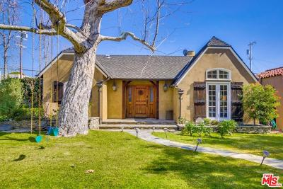 Single Family Home For Sale: 100 South Lucerne Boulevard