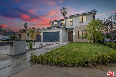 Studio City Single Family Home Active Under Contract: 4323 Elmer Avenue