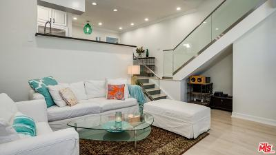 Santa Monica Condo/Townhouse For Sale: 1144 17th Street #11