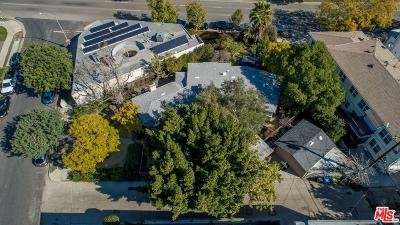 Los Angeles County Single Family Home Active Under Contract: 1110 South Spaulding Avenue