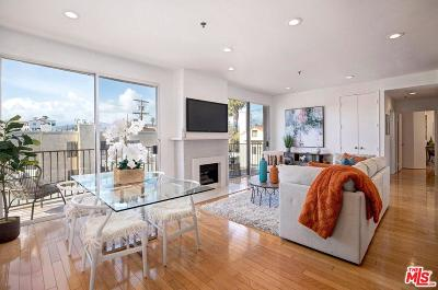 Santa Monica Condo/Townhouse Active Under Contract: 211 California Avenue #405