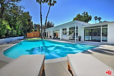 Sherman Oaks Single Family Home Active Under Contract: 3744 Cody Road