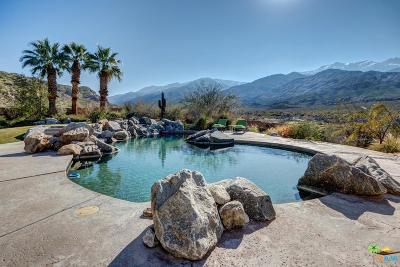 Palm Springs Single Family Home For Sale: 38833 Trinidad Circle