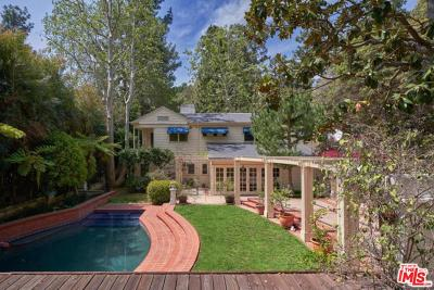 Beverly Hills Single Family Home For Sale: 1188 Coldwater Canyon Drive