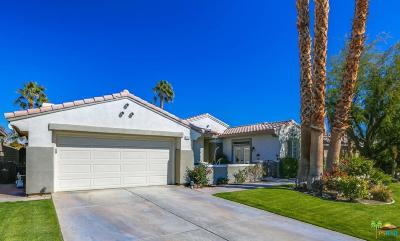 Palm Desert Single Family Home Active Under Contract: 77572 Marlowe Court