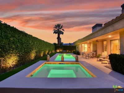 Rancho Mirage Single Family Home For Sale: 22 Mission Palms