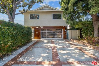 Studio City Single Family Home For Sale: 4419 Babcock Avenue