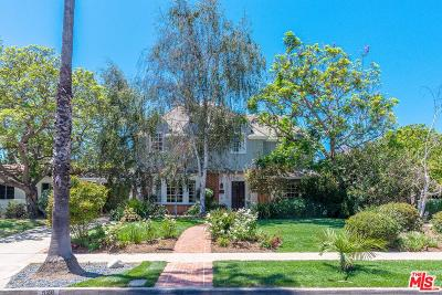 Santa Monica Single Family Home Active Under Contract: 528 18th Street