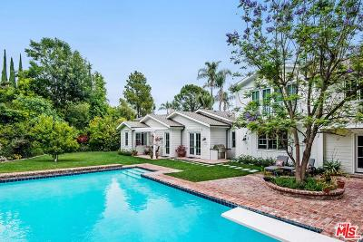 Los Angeles County Single Family Home For Sale: 4567 Totana Drive