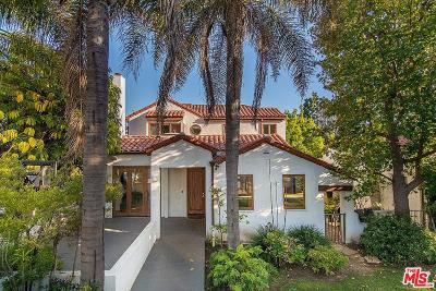 Santa Monica Single Family Home For Sale: 2714 Washington Avenue