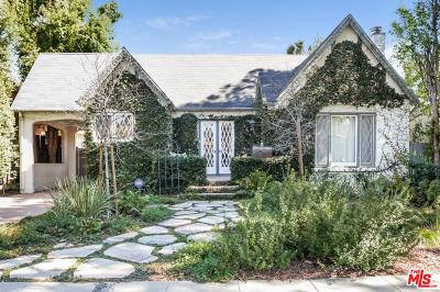 Los Angeles County Single Family Home Active Under Contract: 2356 Malcolm Avenue