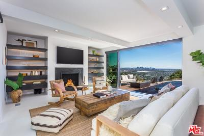 Los Angeles County Single Family Home Active Under Contract: 8509 Hollywood