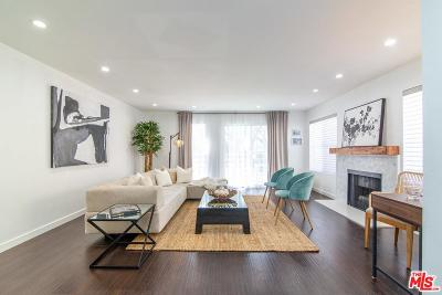 Santa Monica Condo/Townhouse Active Under Contract: 1333 18th Street #2