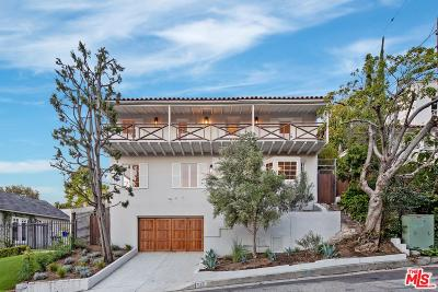 Los Angeles County Single Family Home For Sale: 1715 North Fairfax Avenue
