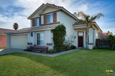 Indio Single Family Home Active Under Contract: 80673 Sycamore Lane