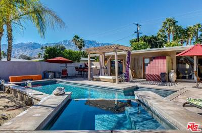 Palm Springs Single Family Home For Sale: 1521 East Via Roberto Miguel