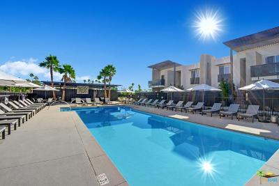 Palm Springs Condo/Townhouse Active Under Contract: 119 The Riv
