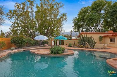 Rancho Mirage Single Family Home For Sale: 43377 Joshua Road