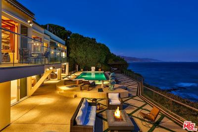 Malibu CA Single Family Home For Sale: $25,950,000