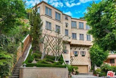 Beverly Hills Rental For Rent: 9309 Lloydcrest Drive