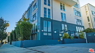 Marina Del Rey Condo/Townhouse Active Under Contract: 4215 Glencoe Avenue #116