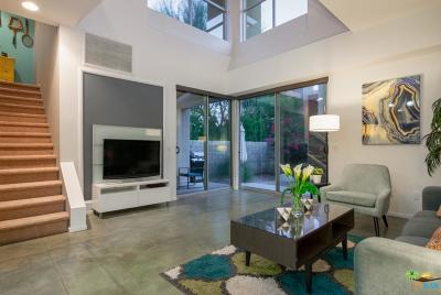 Palm Springs Condo/Townhouse For Sale: 235 Sandy Point Trails
