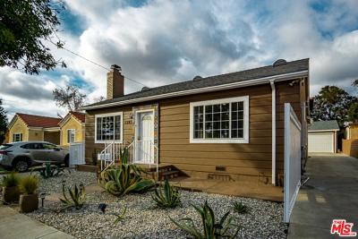 Glendale Single Family Home Active Under Contract: 1345 Carlton Drive