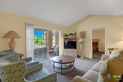Palm Springs Condo/Townhouse Active Under Contract: 2700 Golf Club Drive #117