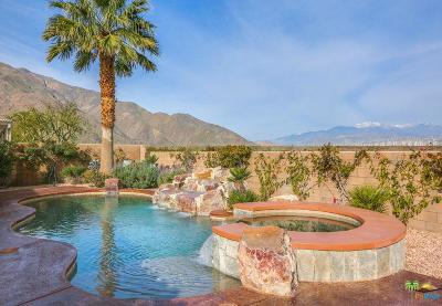 Palm Springs Single Family Home For Sale: 1076 Vista Sol