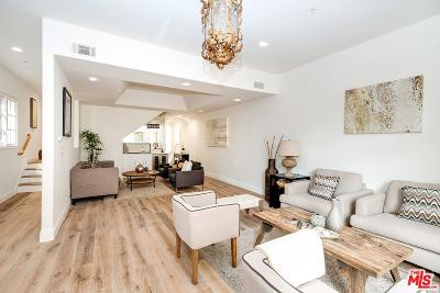 Los Angeles County Condo/Townhouse Active Under Contract: 11963 Mayfield Avenue #102