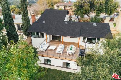 Pasadena Single Family Home Active Under Contract: 145 Sequoia Drive