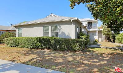 Los Angeles County Residential Income For Sale: 3864 Sawtelle