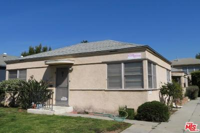 Los Angeles County Residential Income For Sale: 2345 20th Street