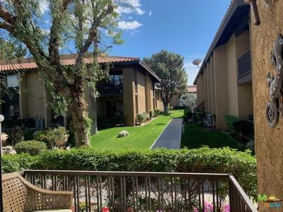 Cathedral City Condo/Townhouse Active Under Contract: 31200 Landau Boulevard #1805
