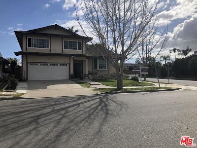 Long Beach Single Family Home For Sale: 8030 East Tarma Street