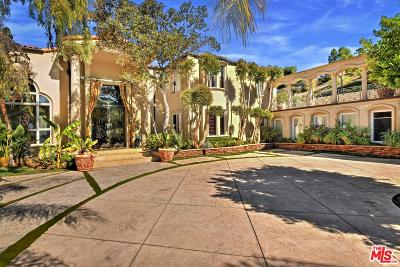 Encino Single Family Home For Sale: 16980 Escalon Drive