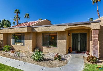 Palm Springs Condo/Townhouse For Sale: 7452 Regency Drive