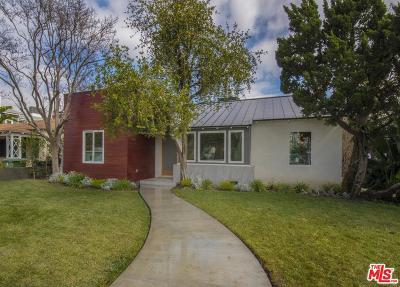 Studio City Single Family Home Active Under Contract: 4502 Kraft Avenue