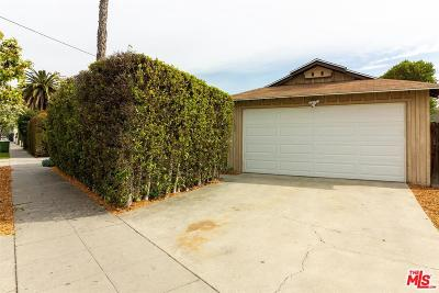 North Hollywood Single Family Home For Sale: 11682 Erwin Street