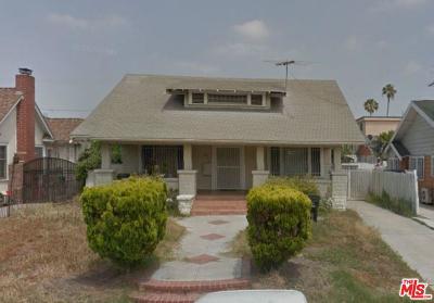 Single Family Home Active Under Contract: 542 North Serrano Avenue