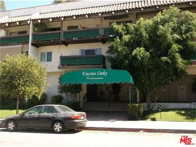 Encino Condo/Townhouse For Sale: 5460 White Oak Avenue #A219