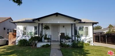 Alhambra Single Family Home For Sale: 1604 South Ethel Avenue